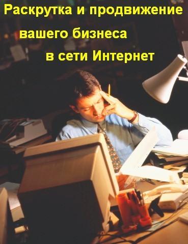 Раскрутка и продвижение сайтов ( проектов ) в Тольятти