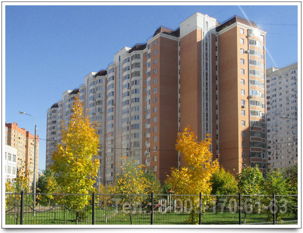 Продам 2-комнатную квартиру, 64 м2 м. Мякинино